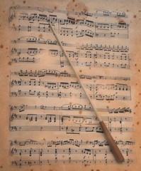 Old Paper Music