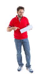 Pagamento con bollettino postale