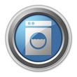 """3D Style Button """"Laundromat"""""""