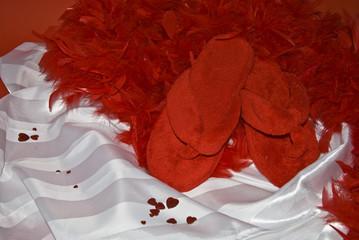 red-slipper
