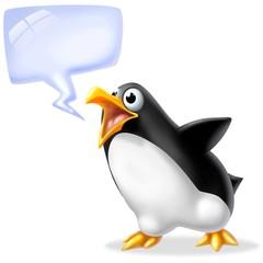 pinguino urlone