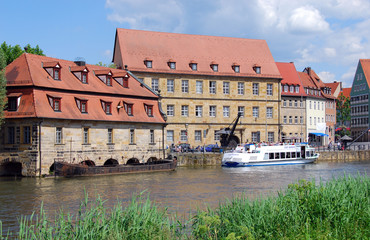 Schiffsausflug in Bamberg
