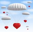 heart at  parachute