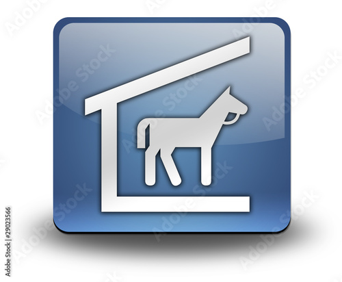 "3D Effect Icon ""Stable"""