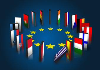Eurozone kippt - Dominoeffekt