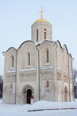 Dmitrievskiy Cathedral In Vladimir