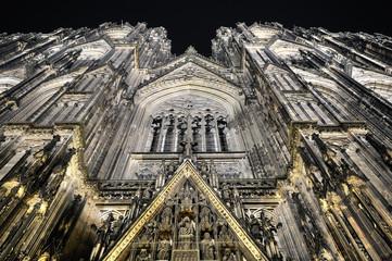 Hauptportal Kölner Dom