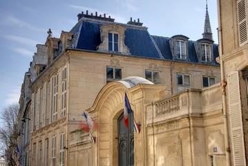 immeuble à paris