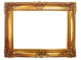 cadre en bois doré ancien - 29033951