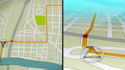 GPS Demo Animation