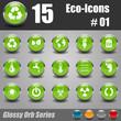 Eco Icons #01