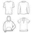 Men's Shirt Templates