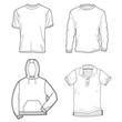 Men's Shirt Templates