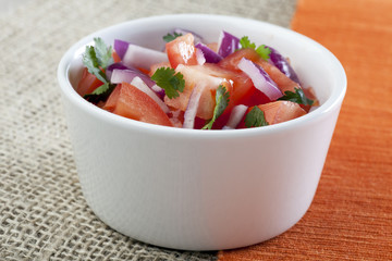Bowl of Fresh Salsa