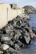 Uferbefestigung in Cuxhaven