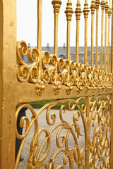 Details of golden gate.