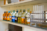 Biochemical laboratory poster