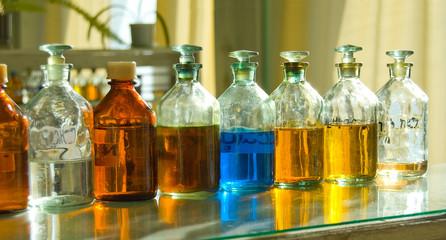 Biochemical laboratory