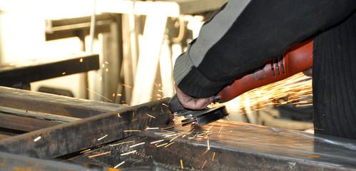 ferronnier métallerie d'art disqueuse