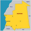 Crate de la Mauritanie