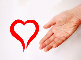 hand & heart