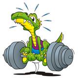 Croc Heavy Weight poster