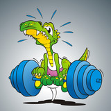 Croc for Fitness poster