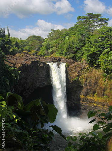 Rainbow Falls (Big Island, Hawaii) 03