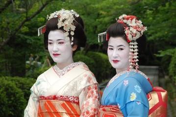 Giappone, Geishe, Maiko