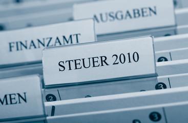 Steuer 2010