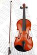Geige komplett