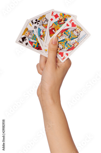 cards in casino