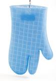 Silicone oven glove poster