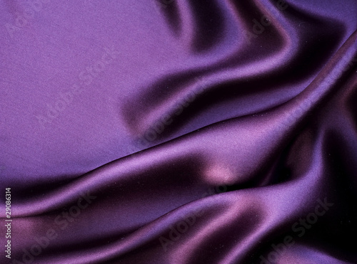 Beautiful trendy Violet Silk - 29086314