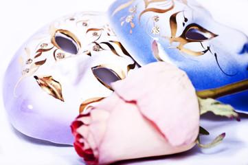 Maschere Carnevale Venezia Italia