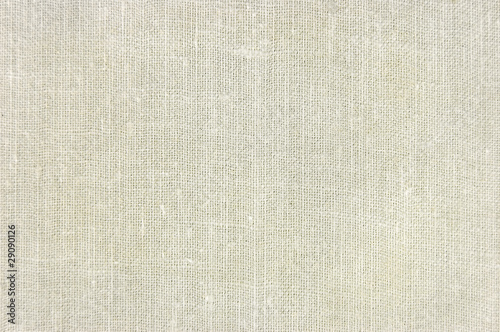 Natural vintage linen burlap texture background, tan, grey, gray