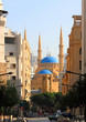 AL-Amine Mosque in downtown Beirut, Lebanon