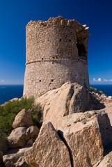 Tour génoise, Corse