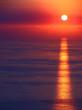 Fototapete Ozean - Meer - Sonnenauf- / untergang