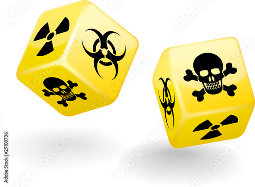 pollution biohazard radioactive