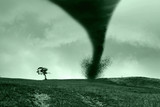 big tornado on the hill