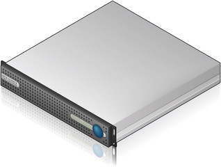 Low Profile Server Unit