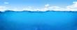 Leinwanddruck Bild - underwater scene