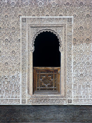 Fenêtre Moucharabieh Orientale