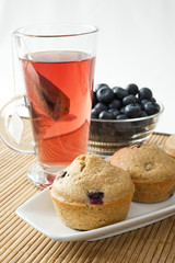 Blueberry Muffin Breakfast