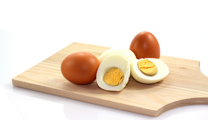 Uova Sode - Hard-boiled eggs