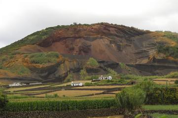 Vulkanberge bei Sao Sebastiao