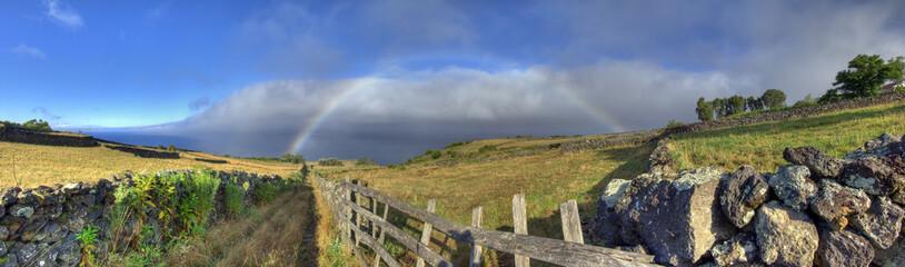 Unter dem Regenbogen - Terceira