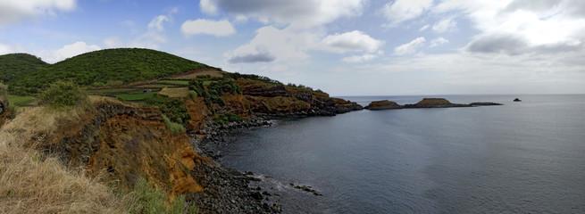 Küste bei Ponta das Contendas - Terceira