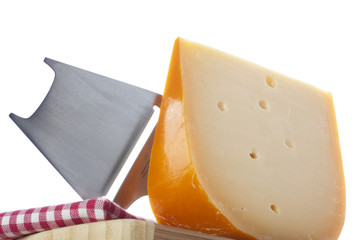 Cheese Wedge and Slicer